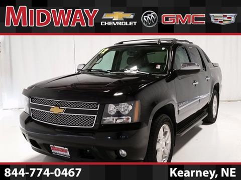 2012 Chevrolet Avalanche for sale in Kearney NE