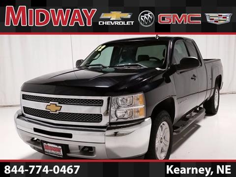 2012 Chevrolet Silverado 1500 for sale in Kearney, NE