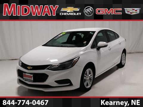 2016 Chevrolet Cruze for sale in Kearney, NE