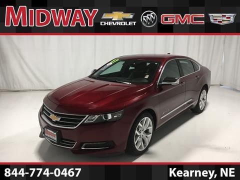 2017 Chevrolet Impala for sale in Kearney NE