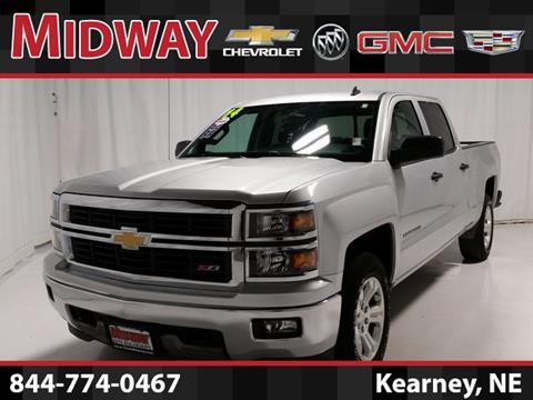 2014 Chevrolet Silverado 1500 for sale in Kearney, NE
