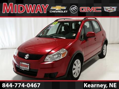 2012 Suzuki SX4 Crossover for sale in Kearney, NE