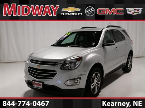 2016 Chevrolet Equinox for sale in Kearney, NE