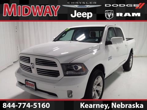 2017 RAM Ram Pickup 1500 for sale in Kearney, NE