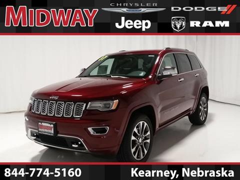 2017 Jeep Grand Cherokee for sale in Kearney, NE