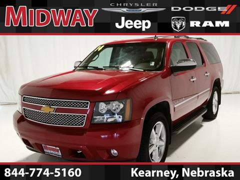 2014 Chevrolet Suburban for sale in Kearney, NE