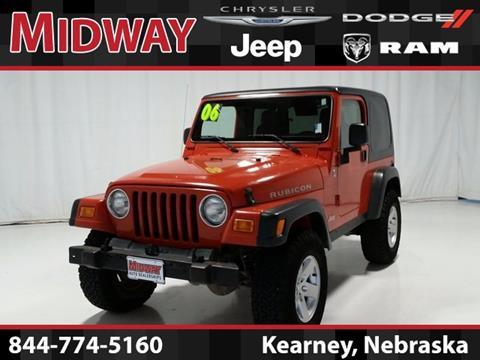 2006 Jeep Wrangler for sale in Kearney, NE