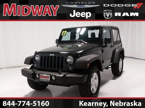 2017 Jeep Wrangler for sale in Kearney, NE