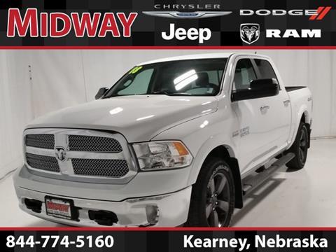 2018 RAM Ram Pickup 1500 for sale in Kearney, NE