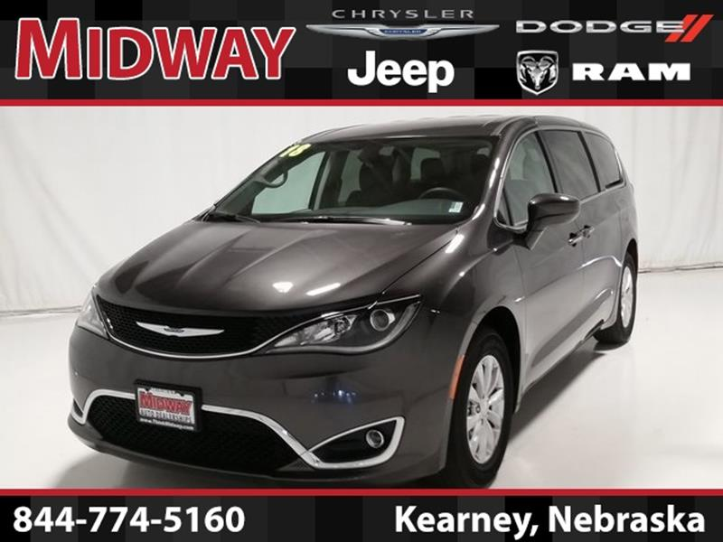 Chrysler Pacifica Touring Plus In Kearney NE MIDWAY - Midway jeep chrysler dodge ram