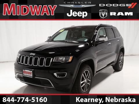 2018 Jeep Grand Cherokee for sale in Kearney, NE