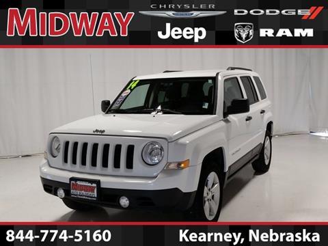2014 Jeep Patriot for sale in Kearney, NE