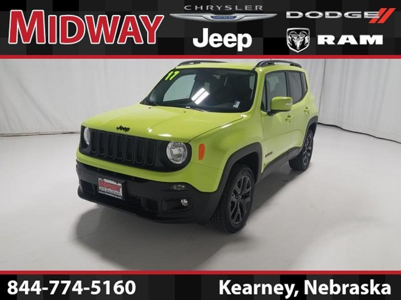 Jeep Renegade Latitude In Kearney NE MIDWAY CHRYSLER DODGE - Midway jeep chrysler dodge ram
