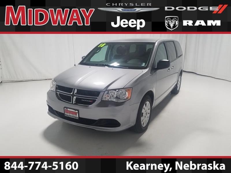 Dodge Grand Caravan SE In Kearney NE MIDWAY CHRYSLER DODGE - Midway jeep chrysler dodge ram