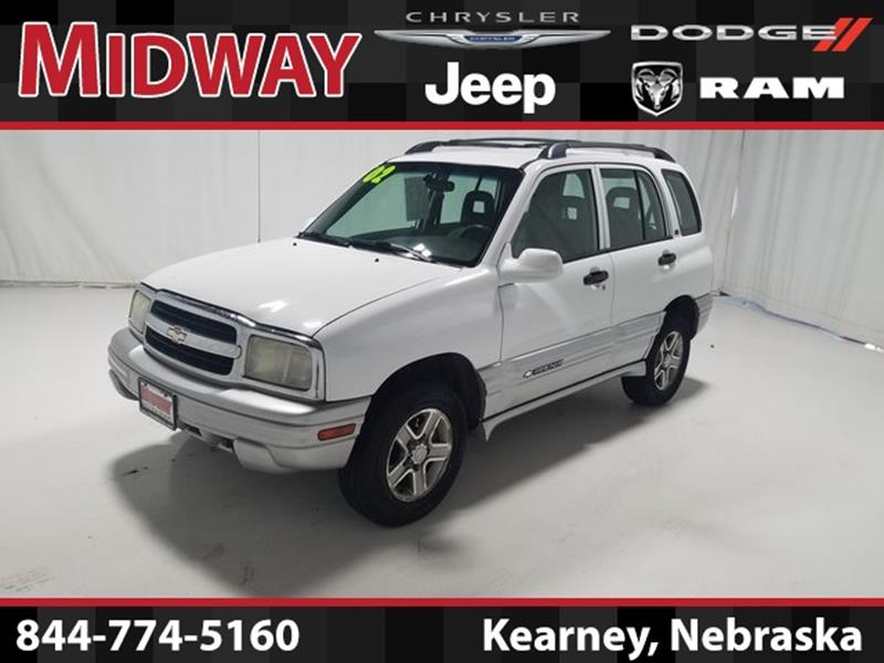 Chevrolet Tracker LT In Kearney NE MIDWAY CHRYSLER DODGE - Midway jeep chrysler dodge ram