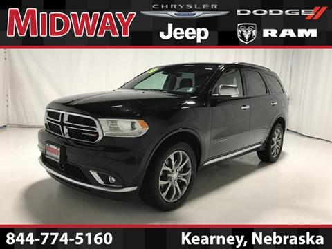 Dodge durango for sale in kearney ne for Lanny carlson motor inc kearney ne
