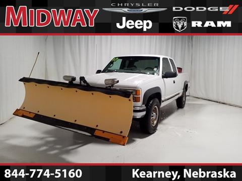 1997 GMC Sierra 2500 for sale in Kearney, NE
