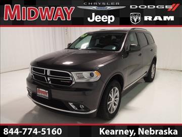 2017 Dodge Durango for sale in Kearney, NE