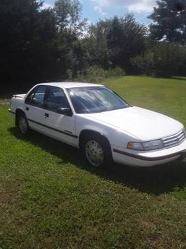 1992 Chevrolet Lumina for sale in Tunnel Hill, GA