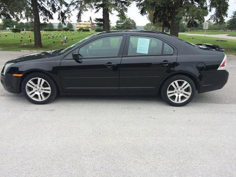 2007 Ford Fusion for sale in Indianola, IA
