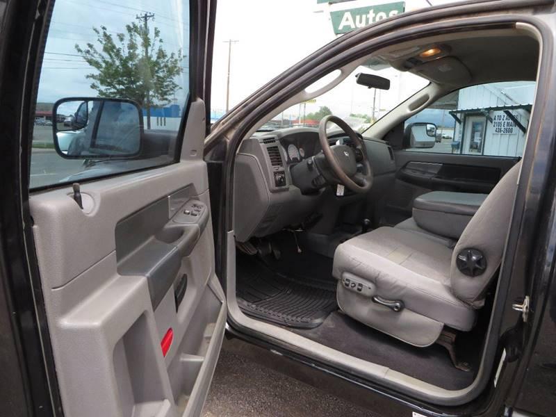 2010 Dodge Ram Chassis 3500 4x4 SLT 2dr Regular Cab 167.5 in. WB DRW Chassis - Farmington NM