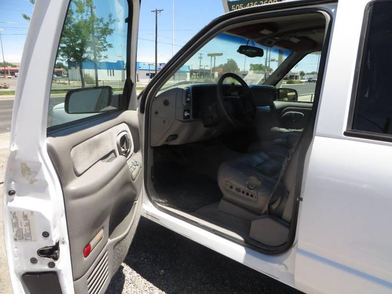 1999 GMC Yukon 4dr SLT 4WD SUV - Farmington NM