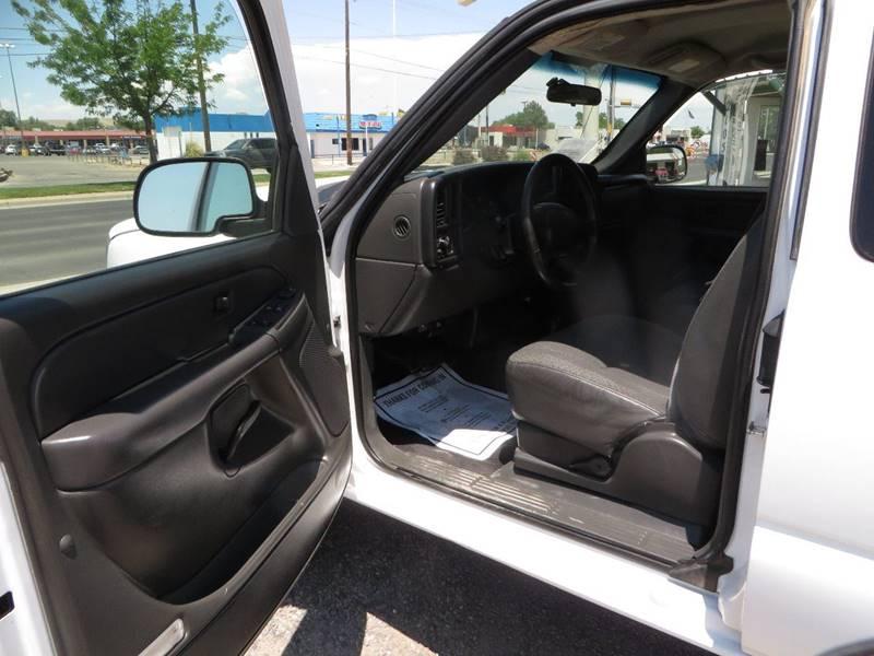 2006 Chevrolet Silverado 2500HD LS 4dr Extended Cab 4WD SB - Farmington NM