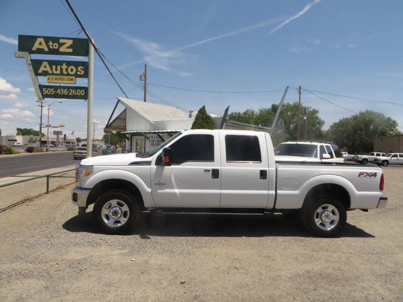 2013 Ford F-250 Super Duty 4x4 XLT 4dr Crew Cab 6.8 ft. SB Pickup - Farmington NM