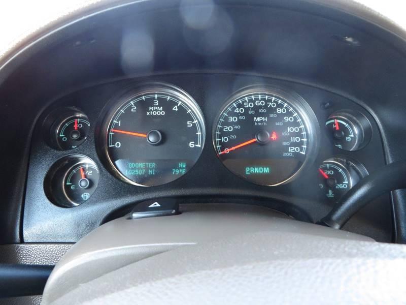 2013 Chevrolet Silverado 1500 4x4 LTZ 4dr Crew Cab 5.8 ft. SB - Farmington NM