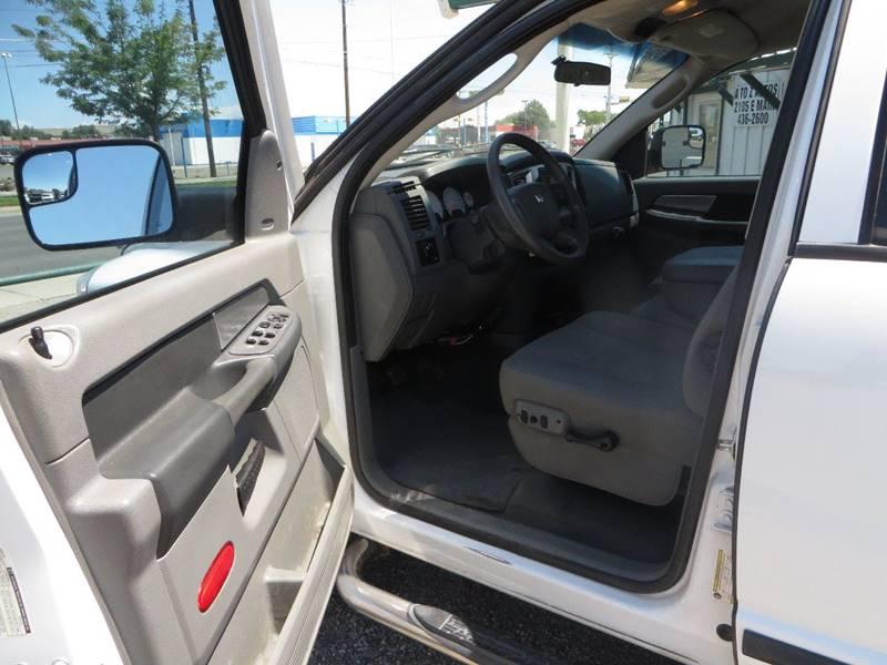 2008 Dodge Ram Pickup 2500 SXT 4dr Mega Cab 4WD SB - Farmington NM