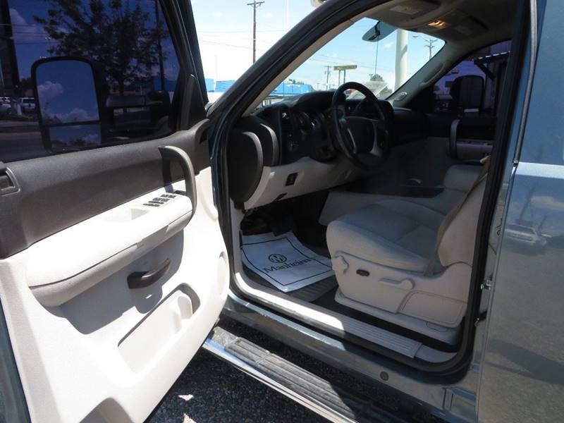 2007 Chevrolet Silverado 2500HD LT1 4dr Crew Cab 4WD SB - Farmington NM