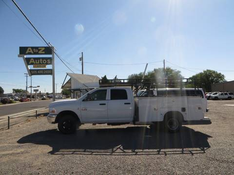 2011 RAM Ram Chassis 3500 for sale in Farmington, NM