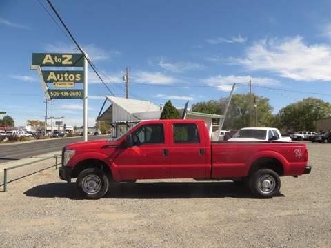 2012 Ford F-350 Super Duty for sale in Farmington, NM