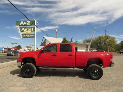 2009 GMC Sierra 2500HD for sale in Farmington, NM