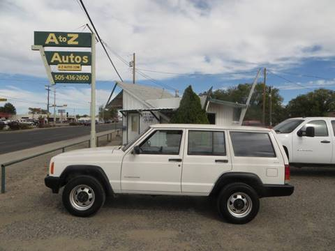 1999 Jeep Cherokee for sale in Farmington, NM