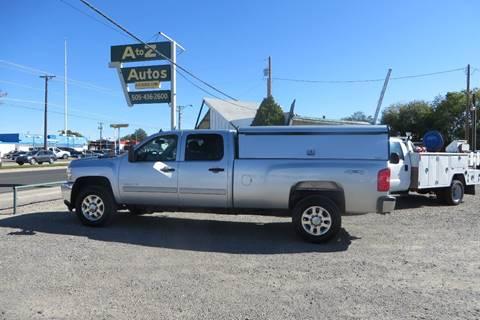 2012 Chevrolet Silverado 3500HD for sale in Farmington, NM
