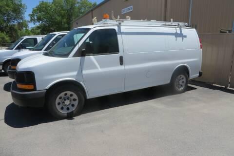 2009 Chevrolet Express Cargo 1500 for sale at A to Z Autos in Farmington NM
