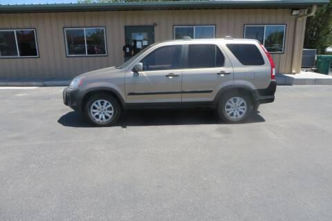 2006 Honda CR-V EX for sale at A to Z Autos in Farmington NM