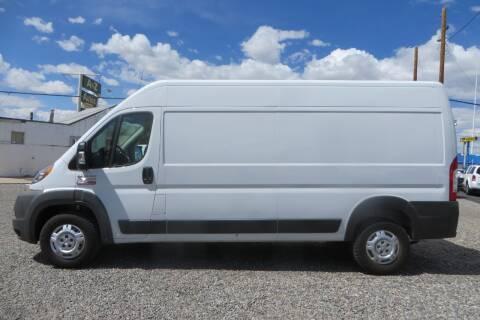 2016 RAM ProMaster Cargo 2500 159 WB for sale at A to Z Autos in Farmington NM