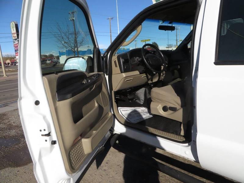 2007 Ford F-350 Super Duty XL 4dr Crew Cab 4WD SB - Farmington NM