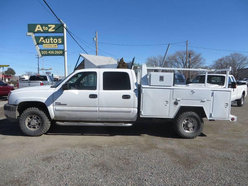 2003 Chevrolet Silverado 2500HD 4dr Crew Cab LS 4WD LB - Farmington NM