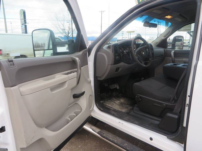 2013 Chevrolet Silverado 2500HD 4x4 Work Truck 4dr Extended Cab LB - Farmington NM