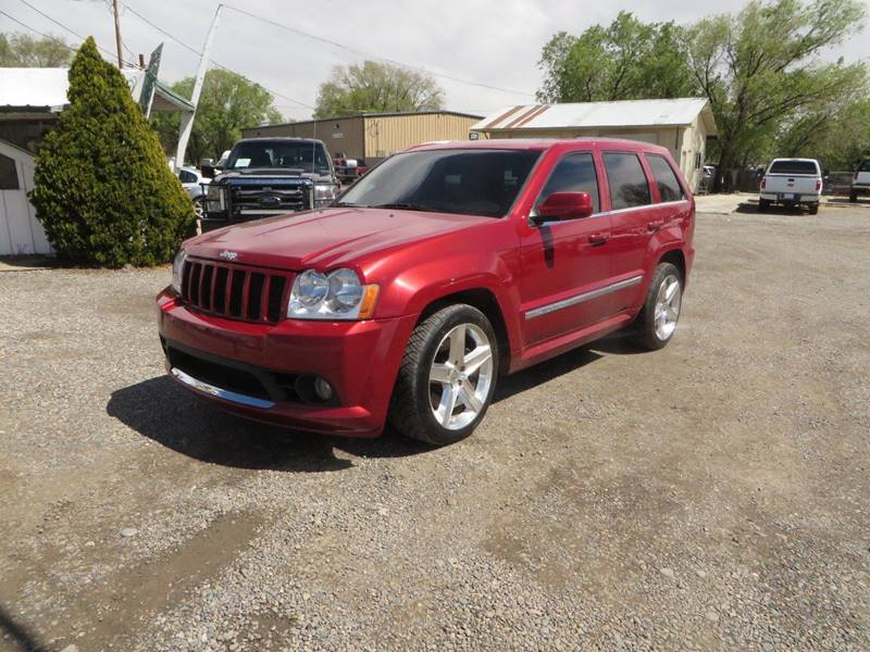 2006 Jeep Grand Cherokee SRT8 4dr SUV 4WD w/ Front Side Airbags - Farmington NM