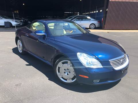 2005 Lexus SC 430 for sale in Tempe, AZ