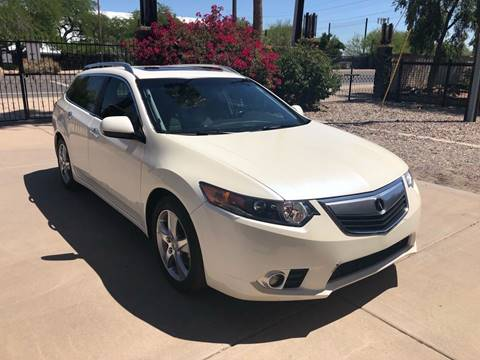 2011 Acura TSX Sport Wagon for sale in Tempe, AZ