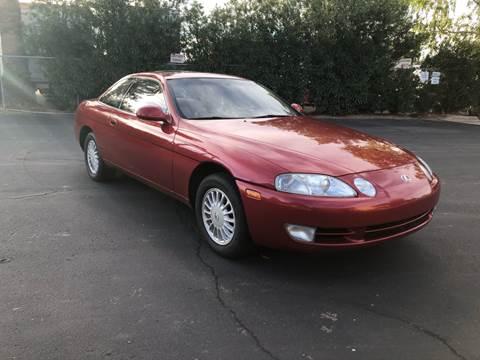 1992 Lexus SC 300 for sale in Tempe, AZ