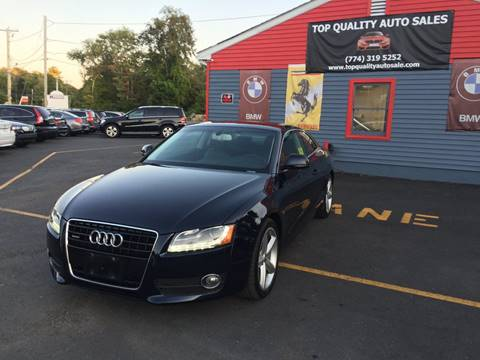 2009 Audi A5 for sale in Westport, MA