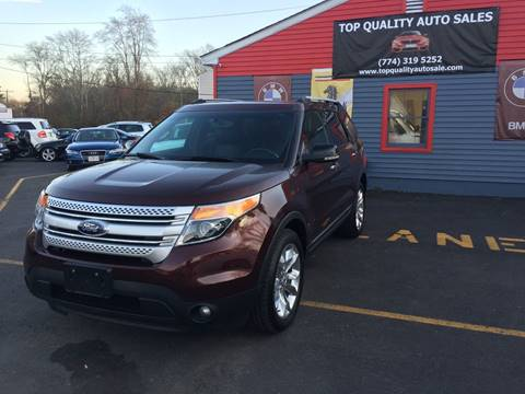 2012 Ford Explorer for sale in Westport, MA
