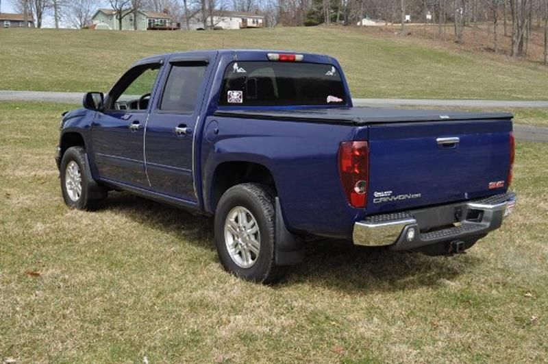 2012 gmc canyon 4x4 sle 1 4dr crew cab in walden ny acr motor contact publicscrutiny Image collections