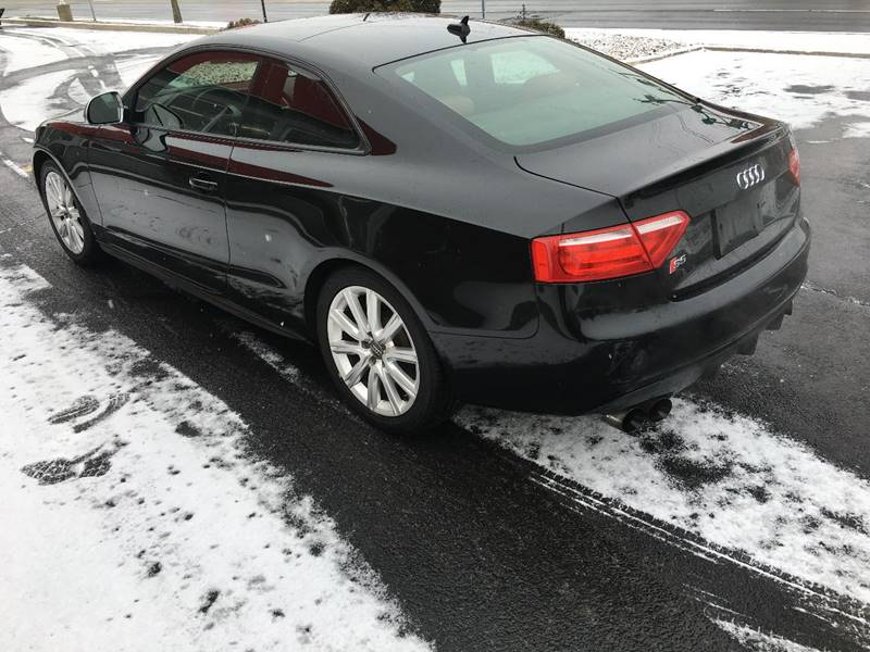 2009 Audi S5 AWD quattro 2dr Coupe 6M In Walden NY - ACR